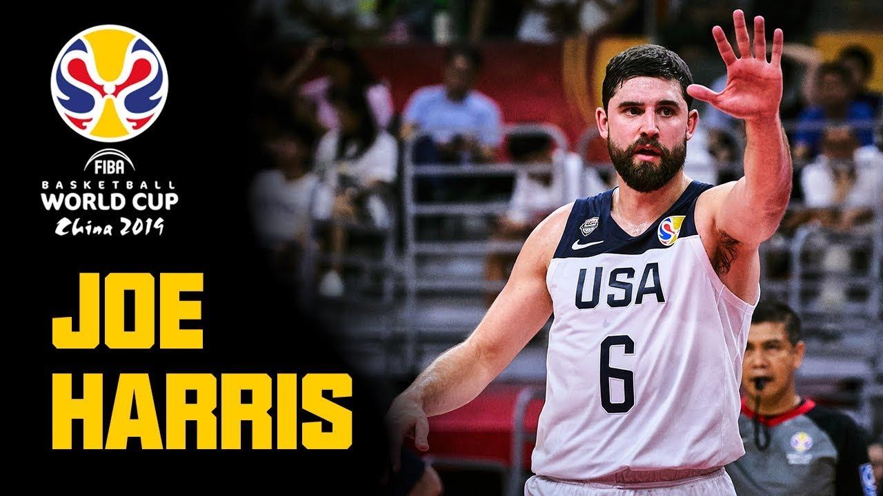 Joe Harris - ALL his BUCKETS & HIGHLIGHTS from the FIBA Basketball World Cup 2019