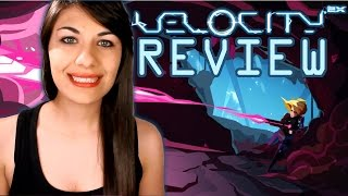 Velocity 2x Review | PC Vita & PS4