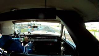 1964 Comet Wagon in car pass