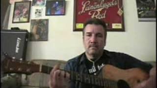 Guitar Lesson Bob Dylan Tough Mama - I