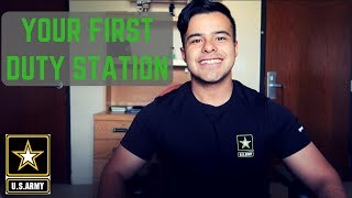 Your First Duty Station (What To Expect) | Joining The Army (2019)
