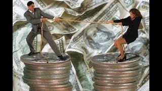 Настоящий мужчина должен зарабатывать больше женщины