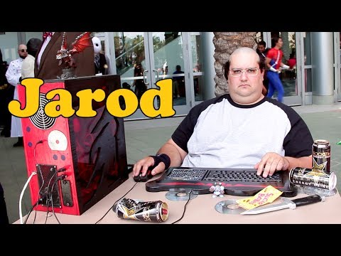 Jarod (Jenkins, the Griefer) Interview: WonderCon 2014