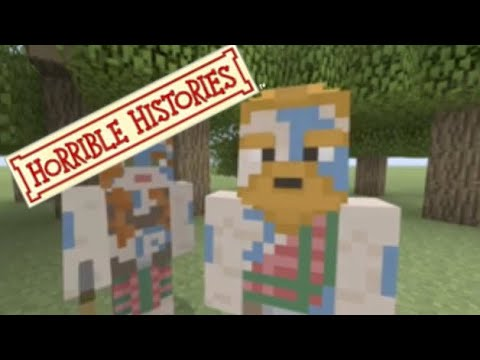 Horrible Histories William Wallace Song In Minecraft