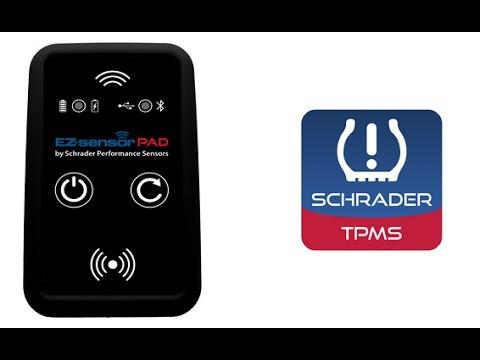 schrader tpms ez pad ez sensor pad starter guide video for rh youtube com wurth tpms application guide vdo tpms application guide