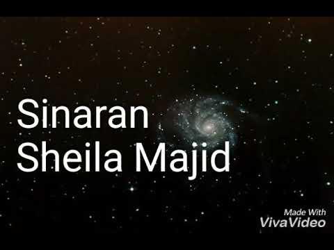 Lirik lagu sinaran (Sheila Majid)