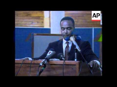 TANZANIA: FORMER RWANDAN MAYOR FOUND GUILTY OF GENOCIDE (2)