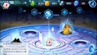 김용녀의 디지몬 소울체이서 CBT 플레이! Digimon SoulChaser CBT