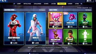Fortnite ITEM SHOP 15 February 2019 ( New Cuddle Paw Pickaxe + Cuddle Team Leader Skin Available)