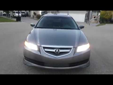 Acura TL Injen True Cold Air Intake YouTube - 2006 acura tl intake