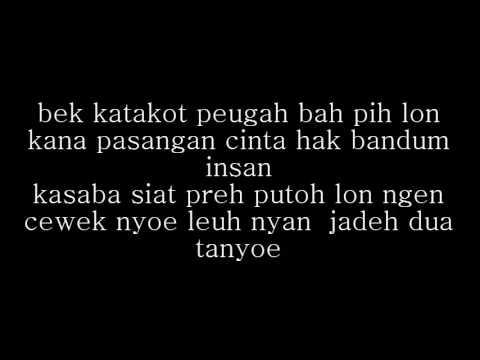 peugah ju apache 13 full lirik
