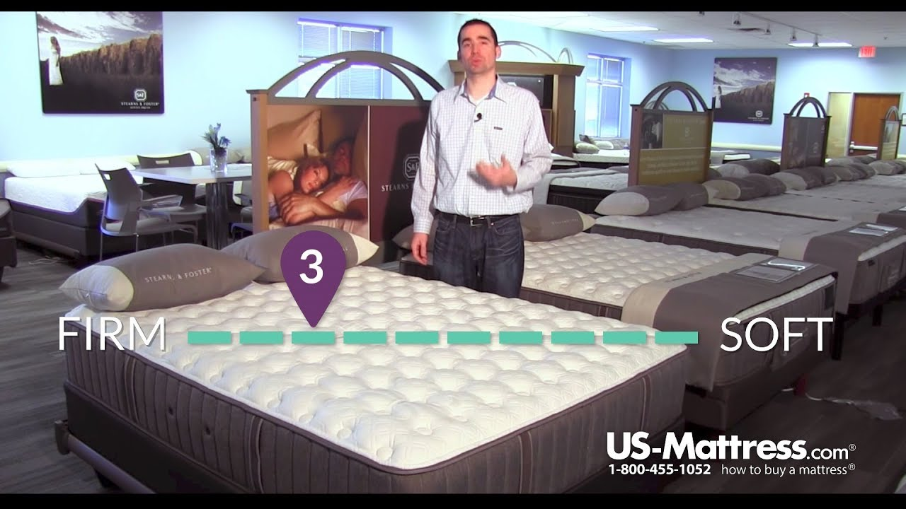 Stearns And Foster Estate Addison Grace Luxury Firm Mattress Expert