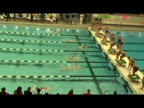 Illinois at MSU 2009: 200 Med Relay