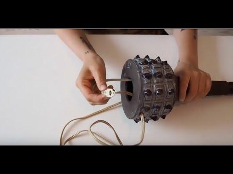 DIY: Skift ledning på din keramiklampe