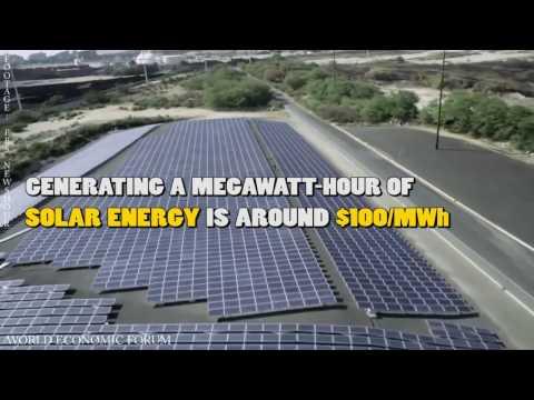 Solar Energy Is Dirt Cheap