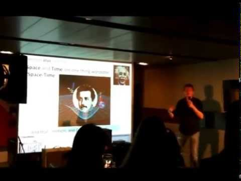 'Does time exist?' The 1st Greenwich Longitude Prize challenge considered 'time lessly' video 1