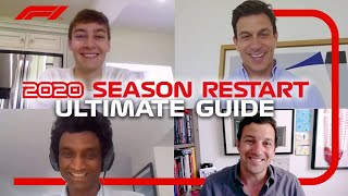 Ultimate Guide: Restarting the F1 2020 season