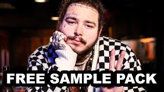 "FREE Post Malone Type Sample Pack - ""POSTY"""