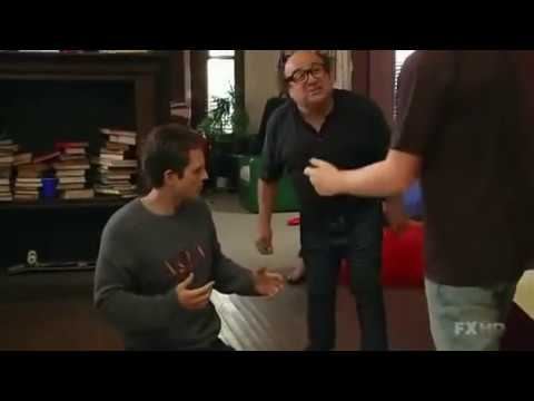 Frank and Dennis get zapped.