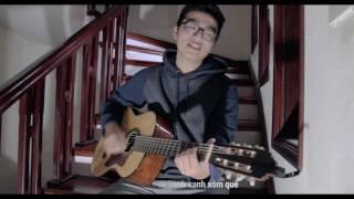 """A-NH - """" Chim Líu Lo """" - Sweepy -  Guitar cover Đinh Đức Huy"""