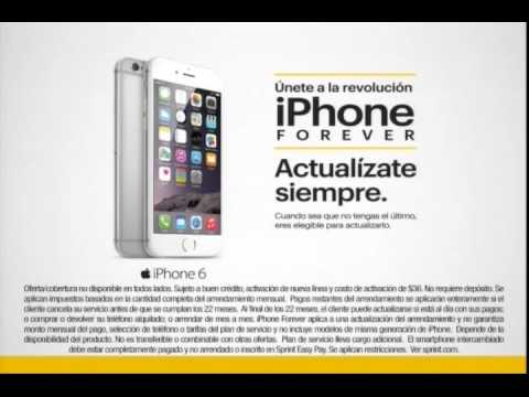 iphone forever sprint iphone forever