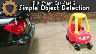 """Homemade """"Smart Car"""" Part 2 - Object Detection"""