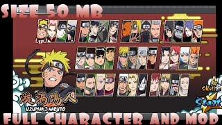 Gambar cover Naruto Senki Full Character + link download