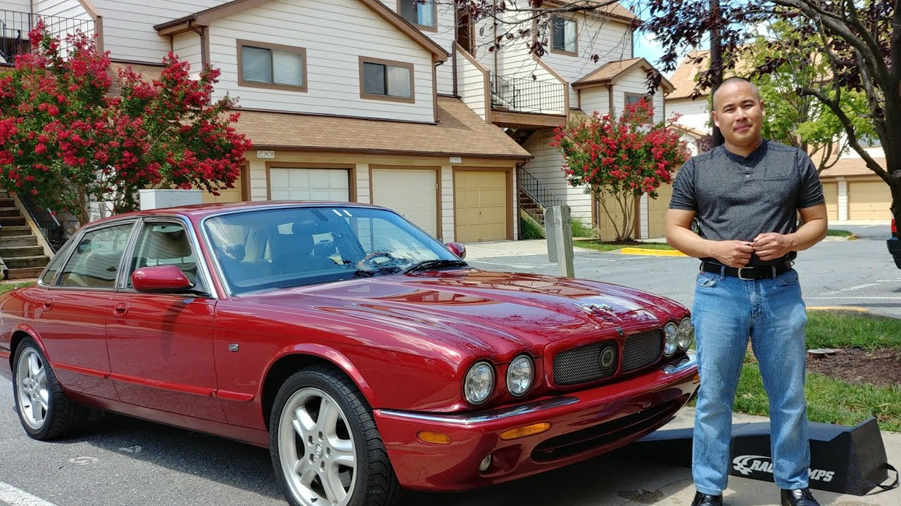 small resolution of jaguar xjr xj8 how to do an oil and filter change engine flush clean fuel injector