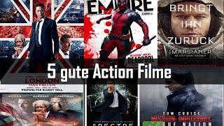 5 gute Action Filme (2015-2016) #1