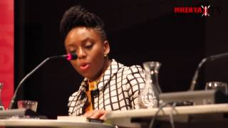 Chimamanda Ngozi Adichie on the Complexities of Migration