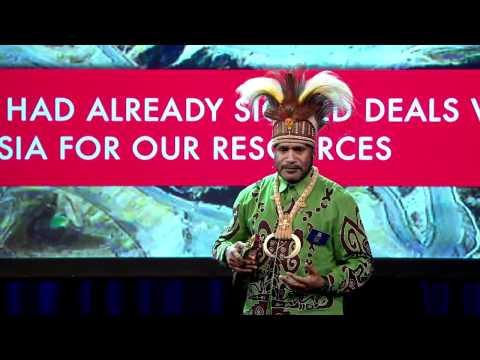 Benny Wenda - Indonesia's Hidden Colony of West Papua | 2012