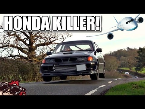 🐒 TOYOTA'S CIVIC KILLER! - THE FLYING TOYOTA STARLET! EP82 GT REVIEW