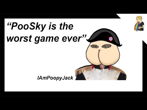 PooSky Is The Worst Game Ever