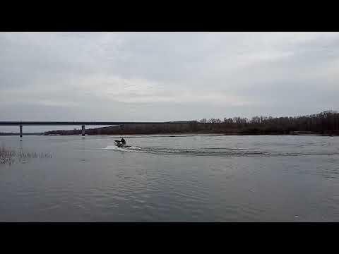 Лодка Windboat 42М  и  Honda BF 20