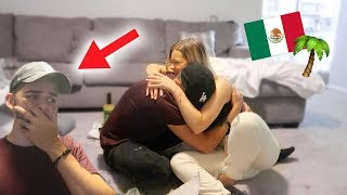 SURPRISING My Boyfriend With A VACATION To MEXICO!