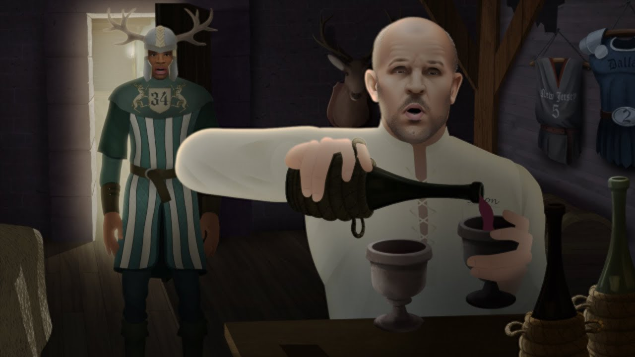 Game of Zones - S5:E3: 'The Writing on the Wall'