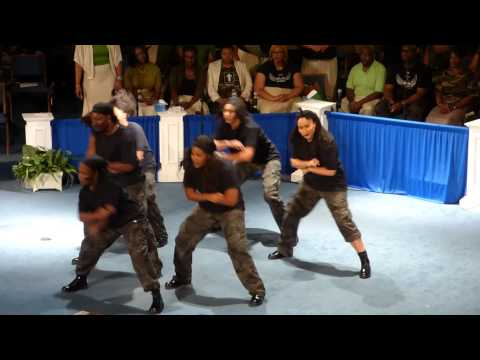 Freedom Sunday - Praise Dancers - War Cry