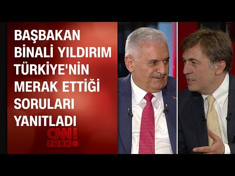 Binali Yıldırım, Türkiye'nin Merak Ettiği Soruları Yanıtladı - Başbakan Ile Gündem 27.04.2018