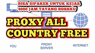 Pencari Proxy Otomatis   S0ftw4re Search Proxy All Country