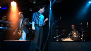 ELECTRIC SIX - LIQUID ROOMS 28/11/2014 - K-MAN ENCORE