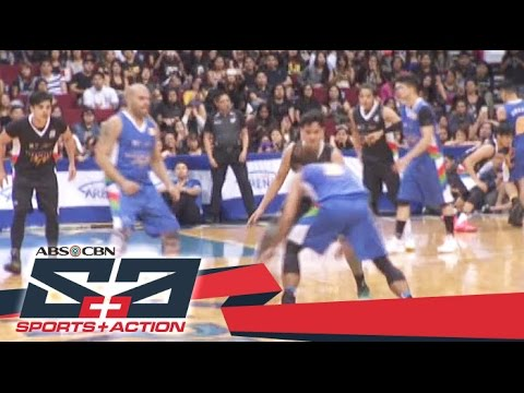 Kapamilya Playoffs | Team Gerald vs Team Daniel | 1st Quarter