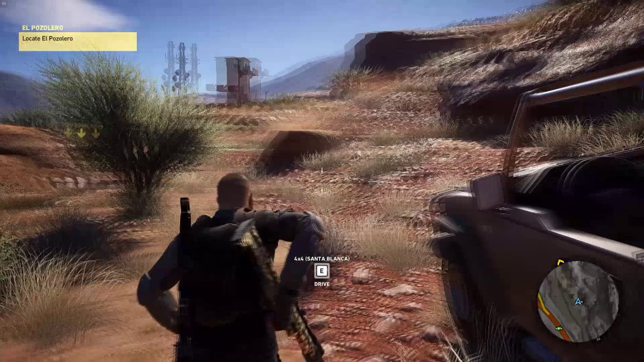 When Uplay crashes while playing Wildlands