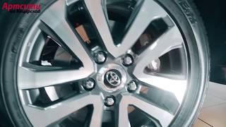Новый Toyota Land Cruiser Prado 2014 - фото, видео, цены и комплектации, технические характеристики