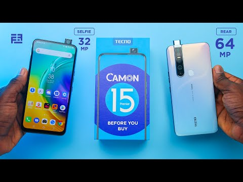 TECNO Camon 15 Premier Unboxing and Review: Before you buy!