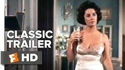 Butterfield 8 (1960) Official Trailer - Elizabeth Taylor Movie