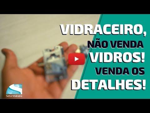 CURSO ONLINE DE ENVIDRAÇAMENTO DE SACADA SEM ROLAMENTO (AL) from YouTube · Duration:  3 minutes 4 seconds