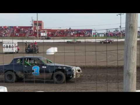 Wagner Speedway 6-9-17 Heat