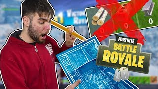 NO BUILDING CHALLENGE!! - Fortnite Battle Royale!