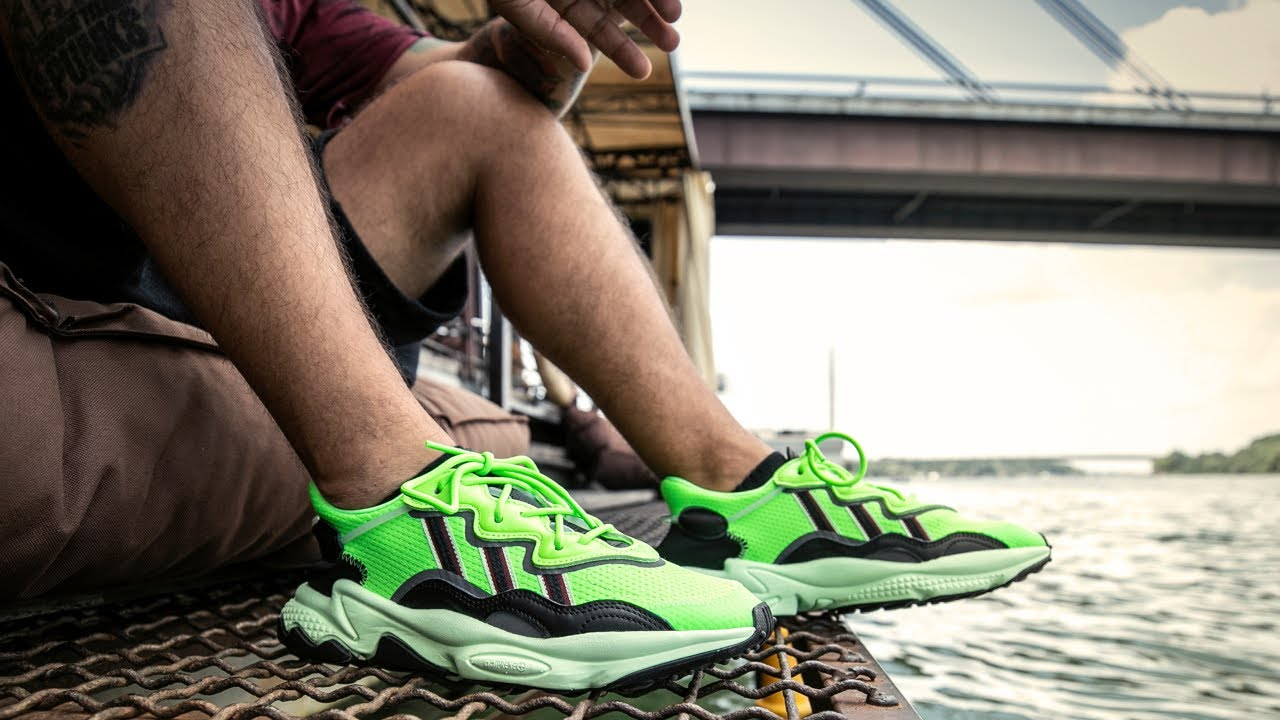 adidas Originals Ozweego Neon Green
