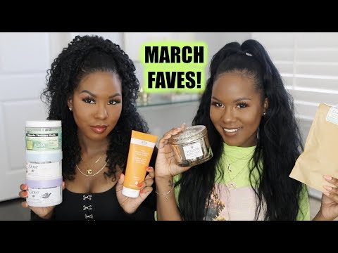 March Favorites 2019| GLAMTWINZ334